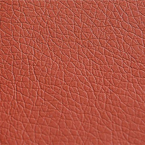 Mostră piele ecologică - culoarea maro-brandy