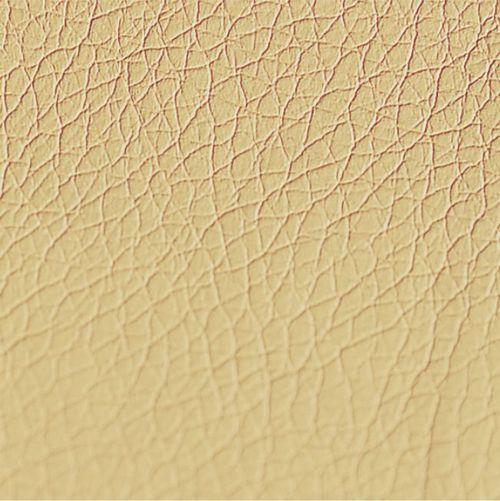 Mostră piele ecologică - culoarea crem