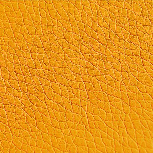 Mostră piele ecologică - culoarea galben